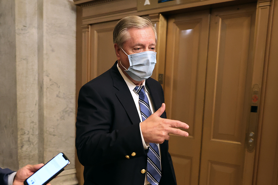 Lindsey Graham seeks broad authority to subpoena former Obama administration officials