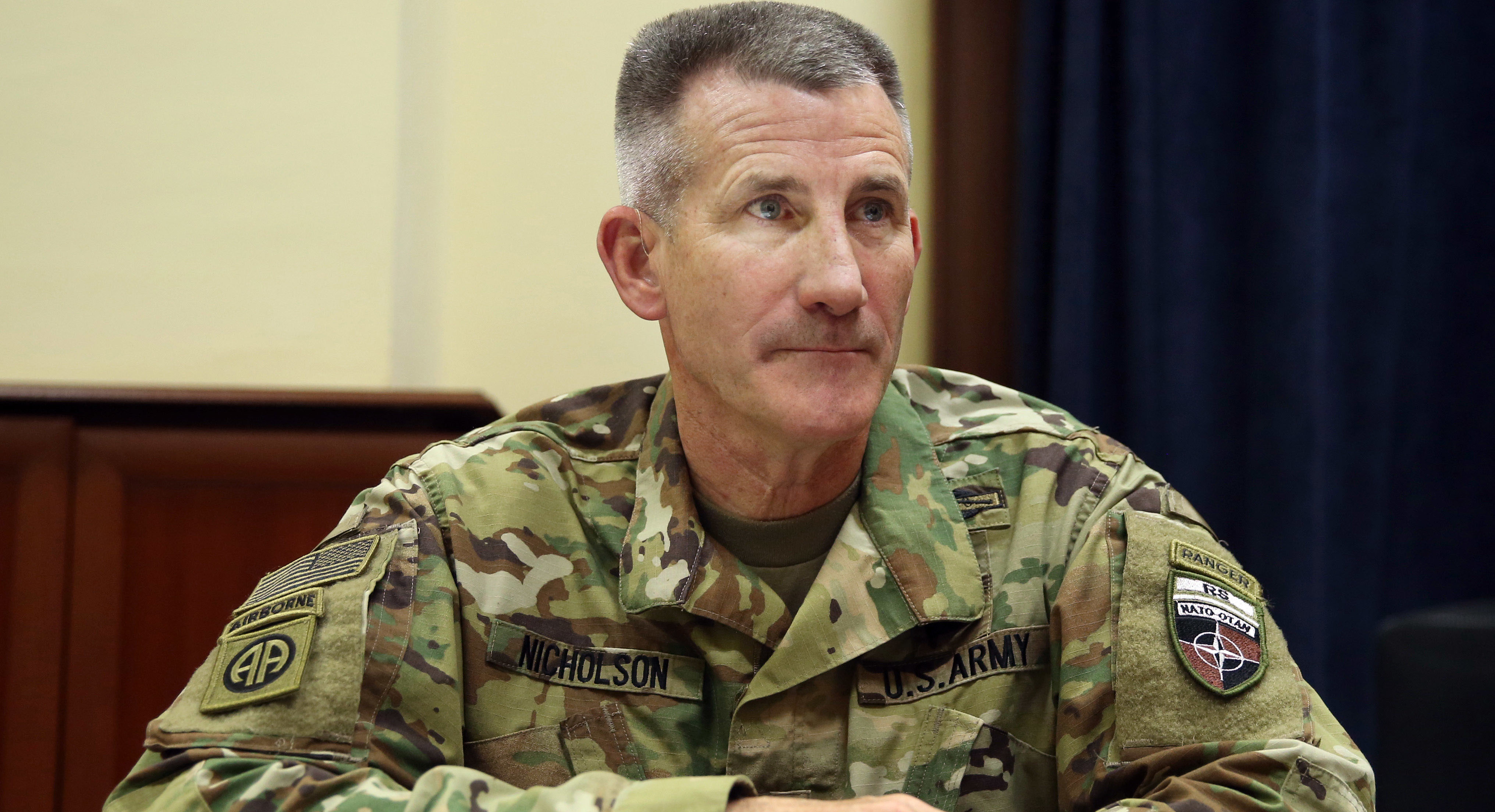 Image result for PHOTOS OF General John Nicholson