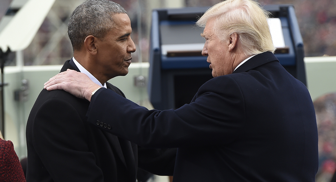 Image result for photo of trump and obama