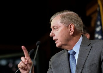 Lindsey Graham pushes outside Biden probe, in bid to sink witness debate