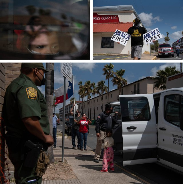 asylum-seeking along U.S.-Mexico border