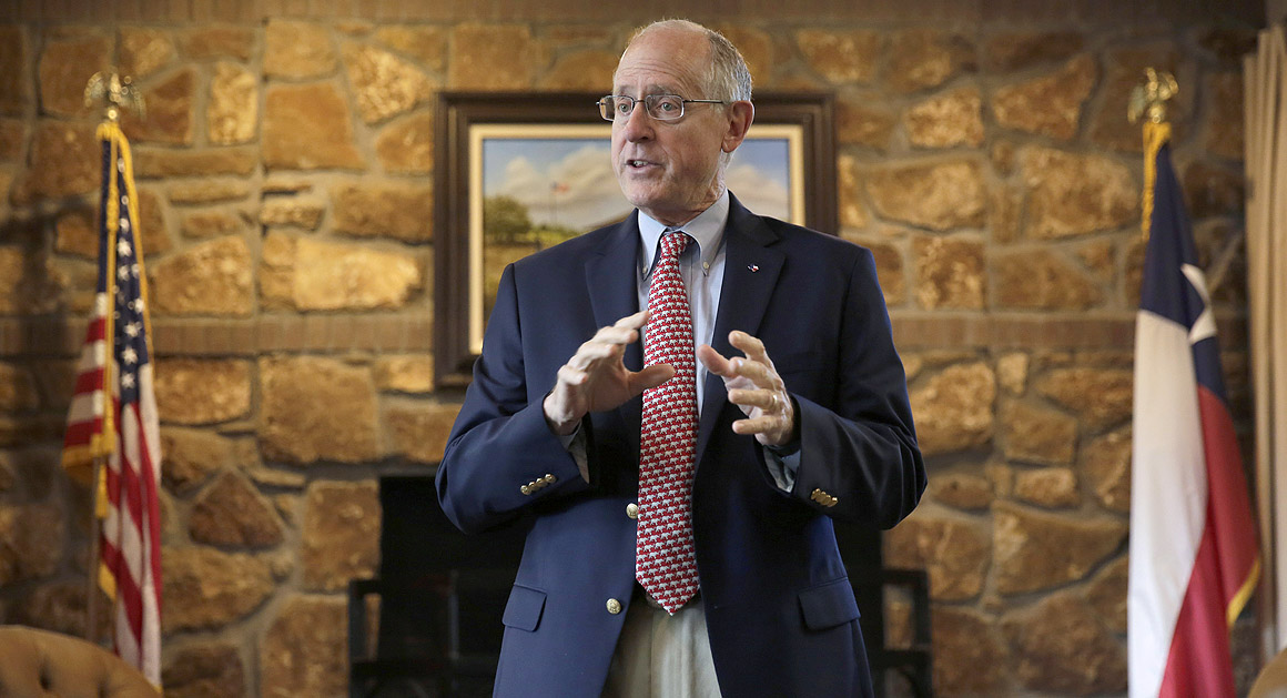 "Regarding his purchase of shares in the nuclear company Entergy, which stood to benefit from the storage facility he advocated, Rep. Mike Conaway (R-Texas) said, ""That's not something I authorized personally."""