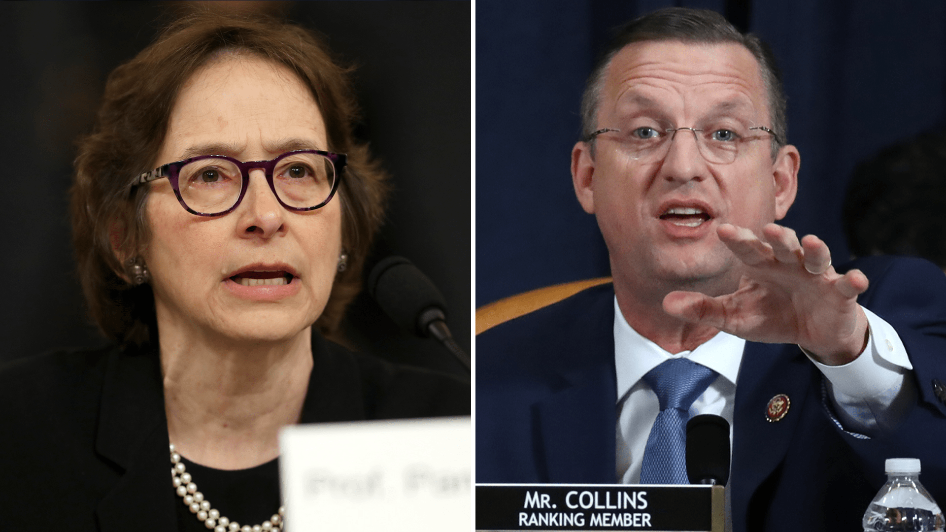 Law professor claps back at Rep. Doug Collins's insults