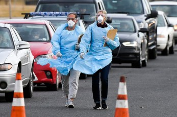 Reported coronavirus death toll in U.S. tops 100 - POLITICO