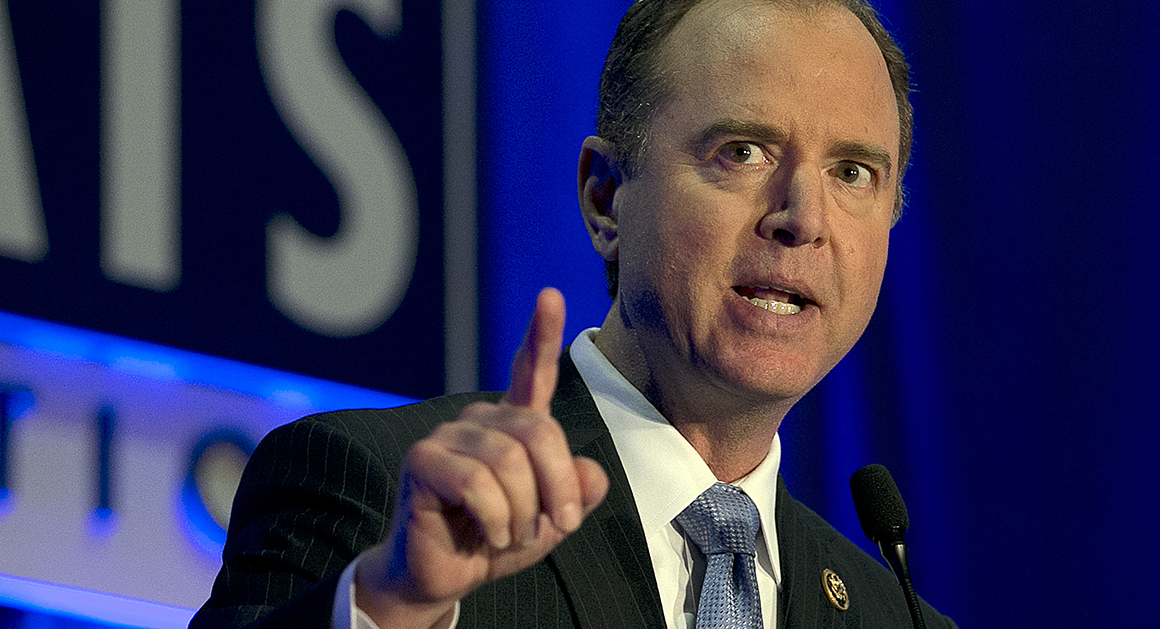 Schiff Calls For Review Of Kushners Security Clearance