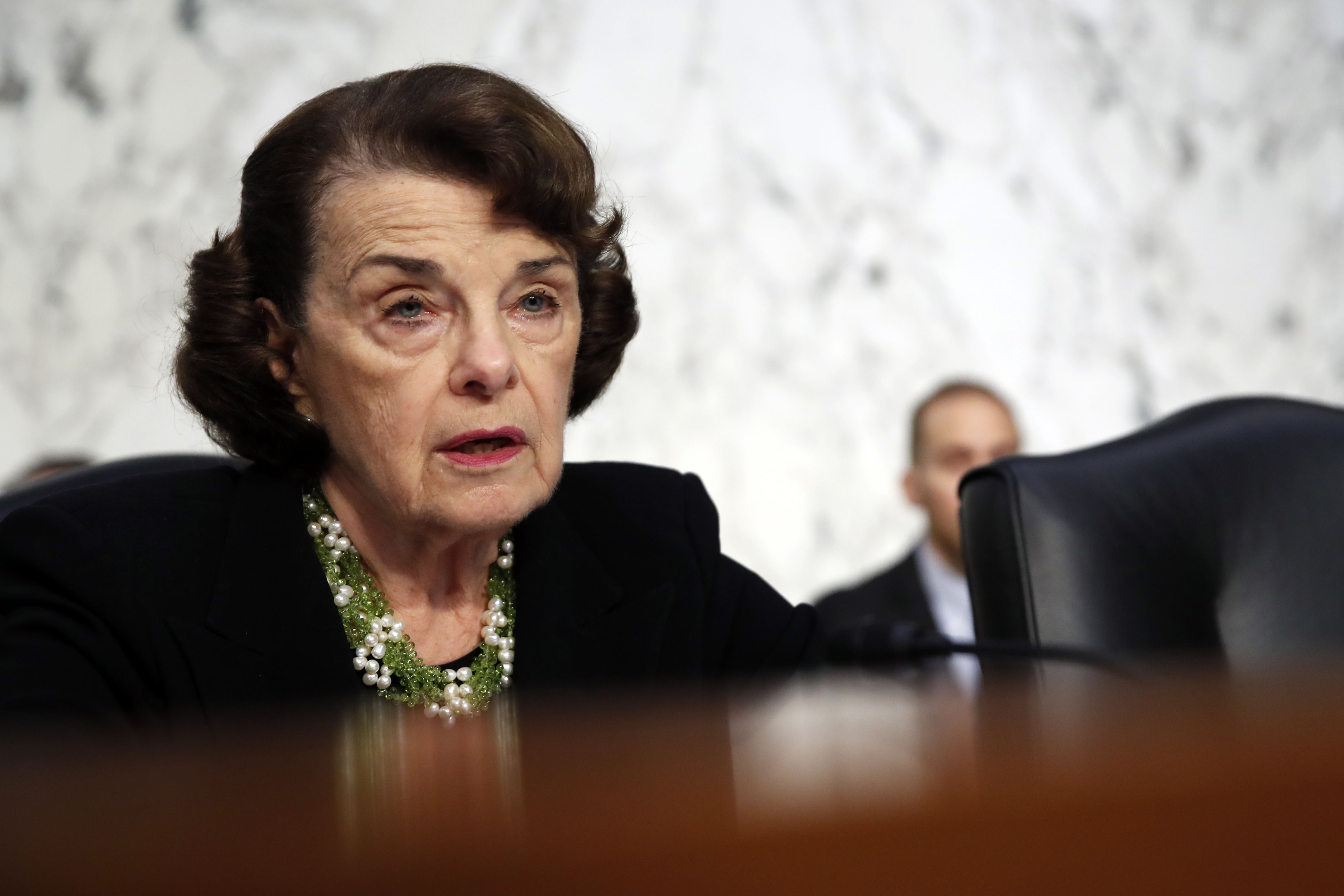 Feinstein Asks Feds To Investigate Kavanaugh Claims In