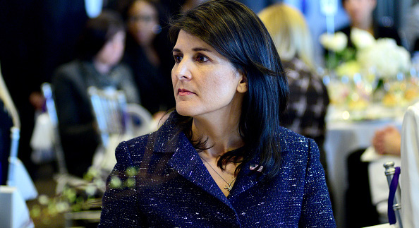 Nikki Haley My Relationship With Trump Is Perfect