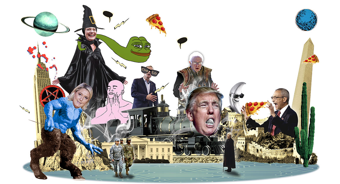 We Actually Elected A Meme As President How 4chan Celebrated
