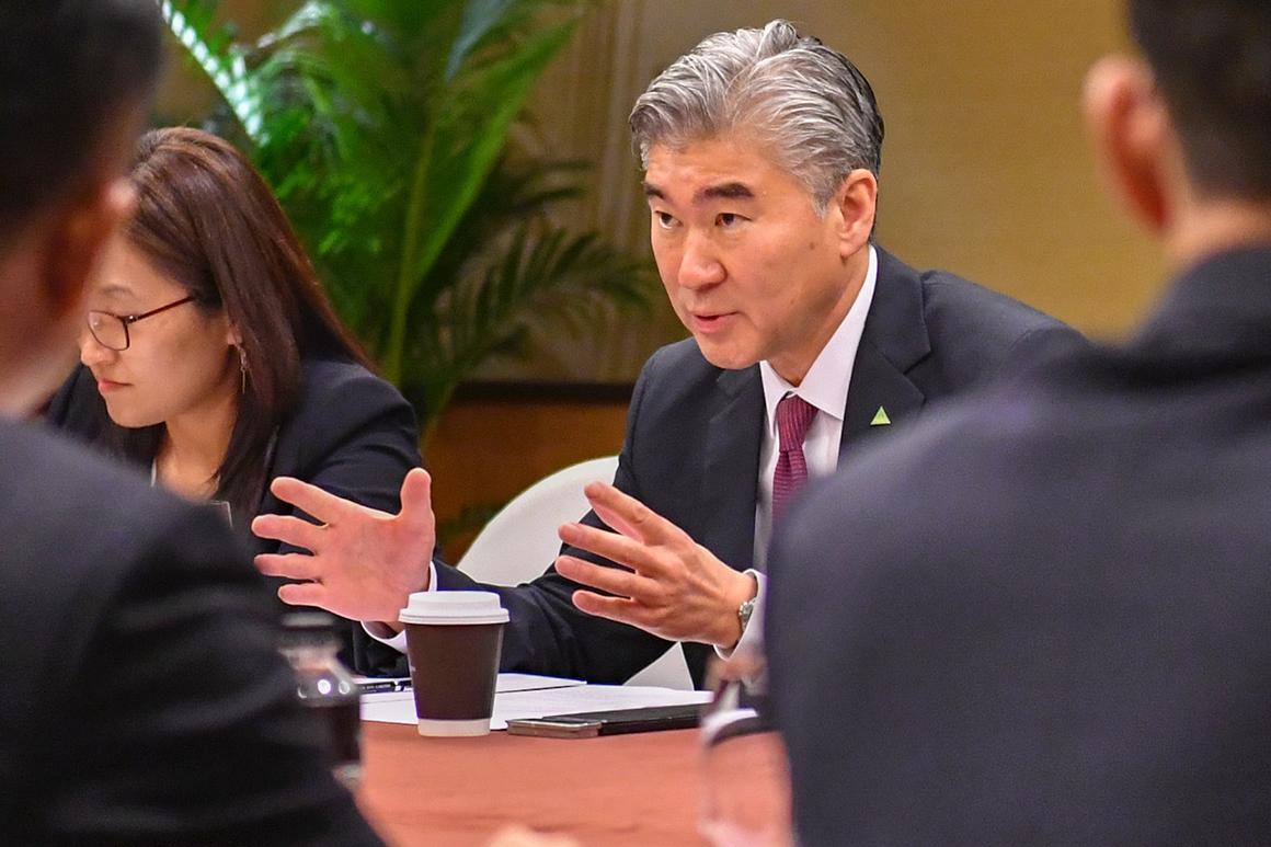 Ambassador Sung Kim