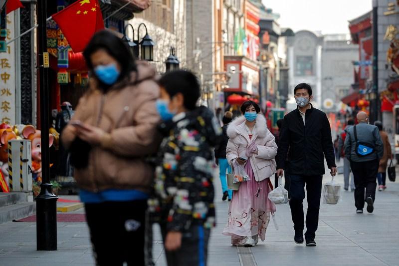Resultado de imagem para coronavirus china