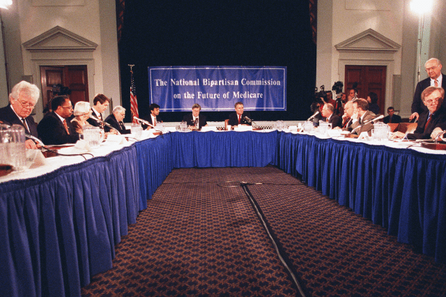 The National Bipartisan Commission on the Future of Medicare