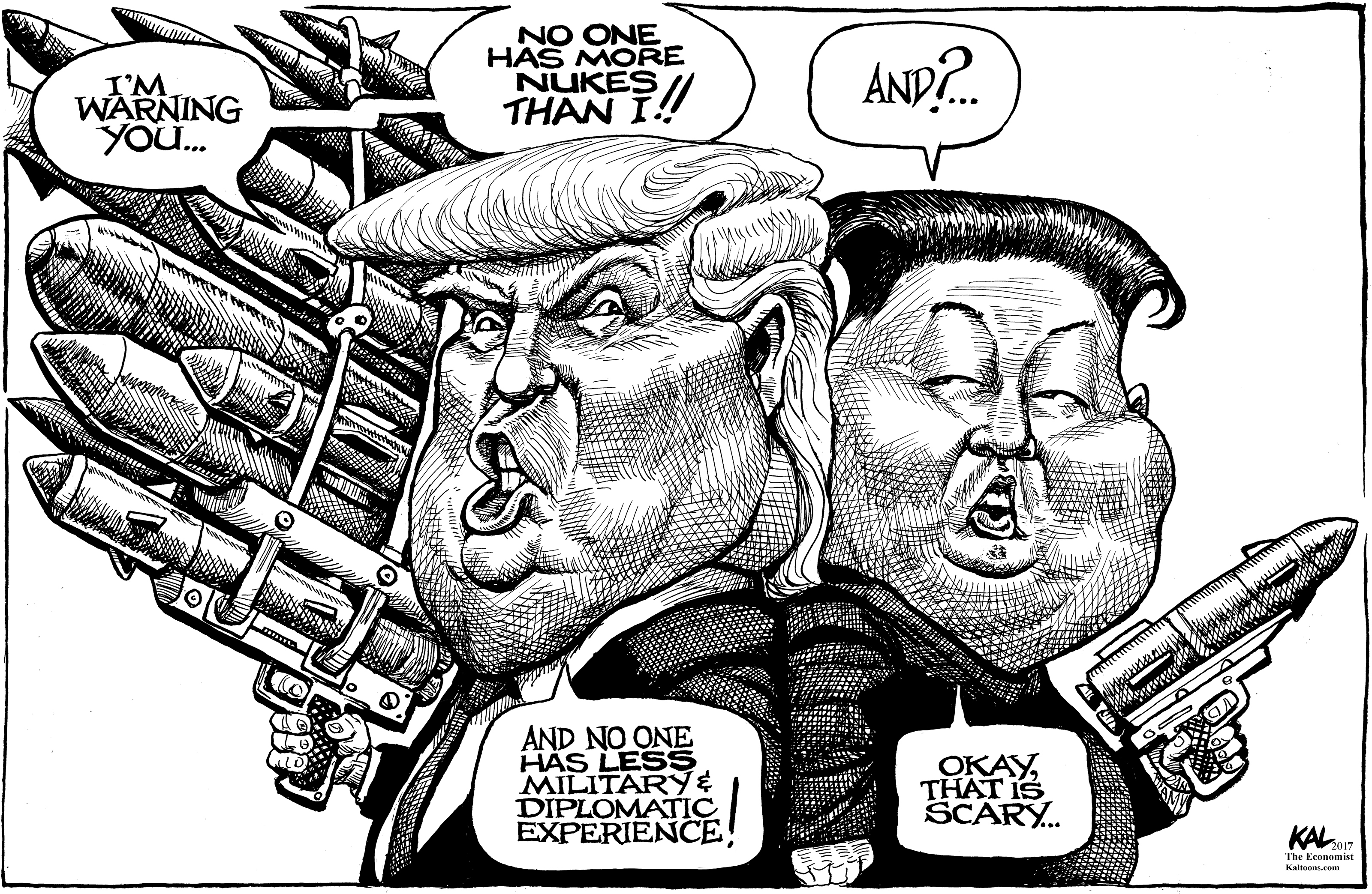 The Nation S Cartoonists On The Week In Politics