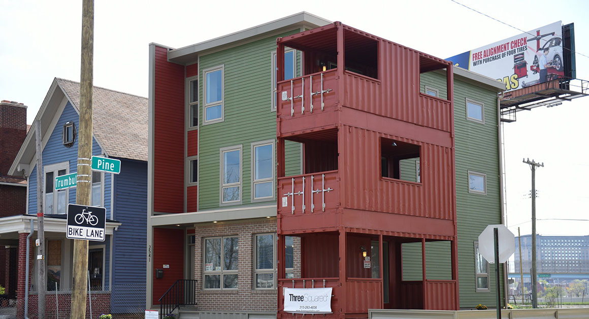 Why Shipping Containers Are Cool But Not Affordable