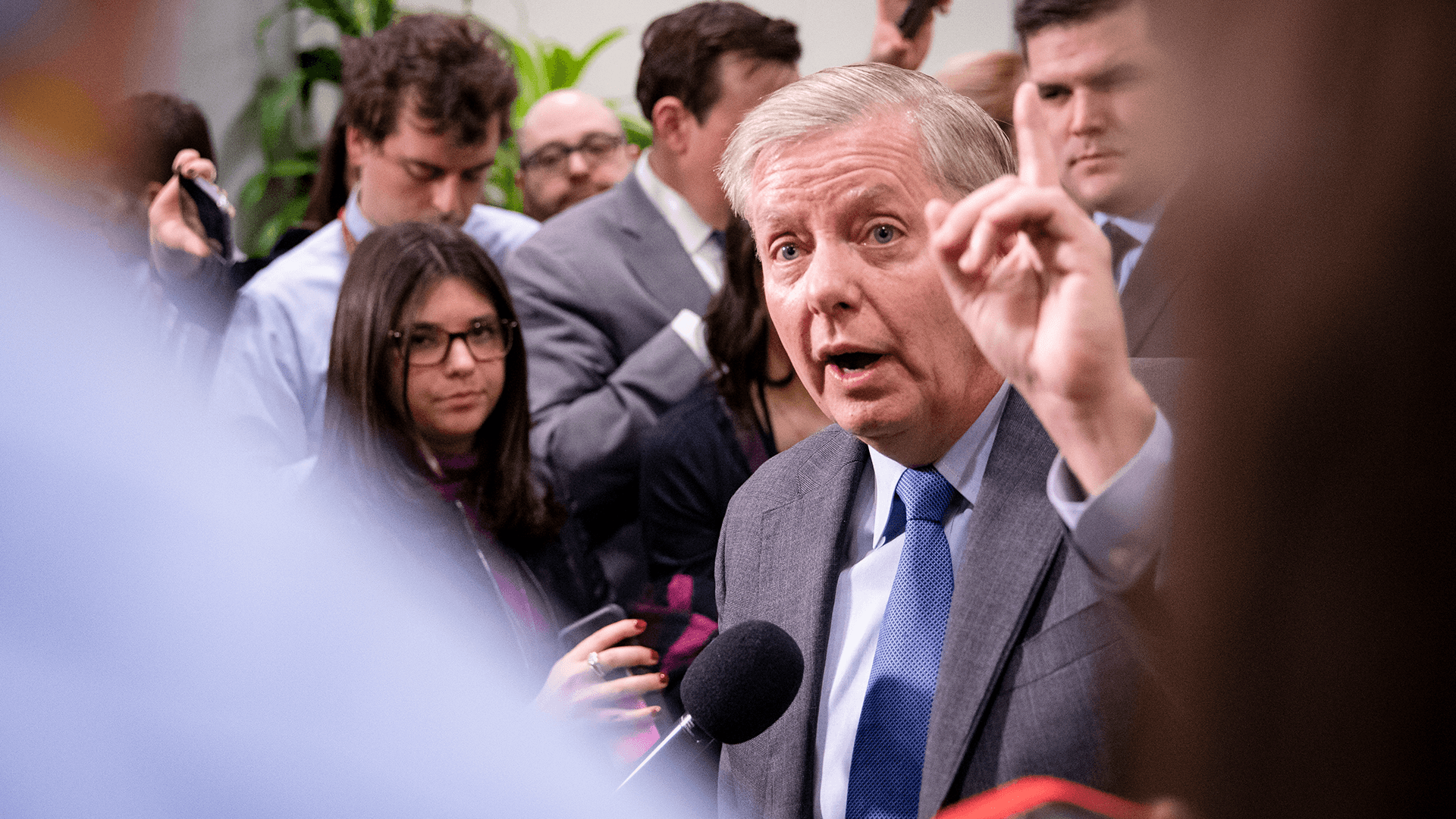 Graham: 'Any individual outside of politics' should look into Bidens