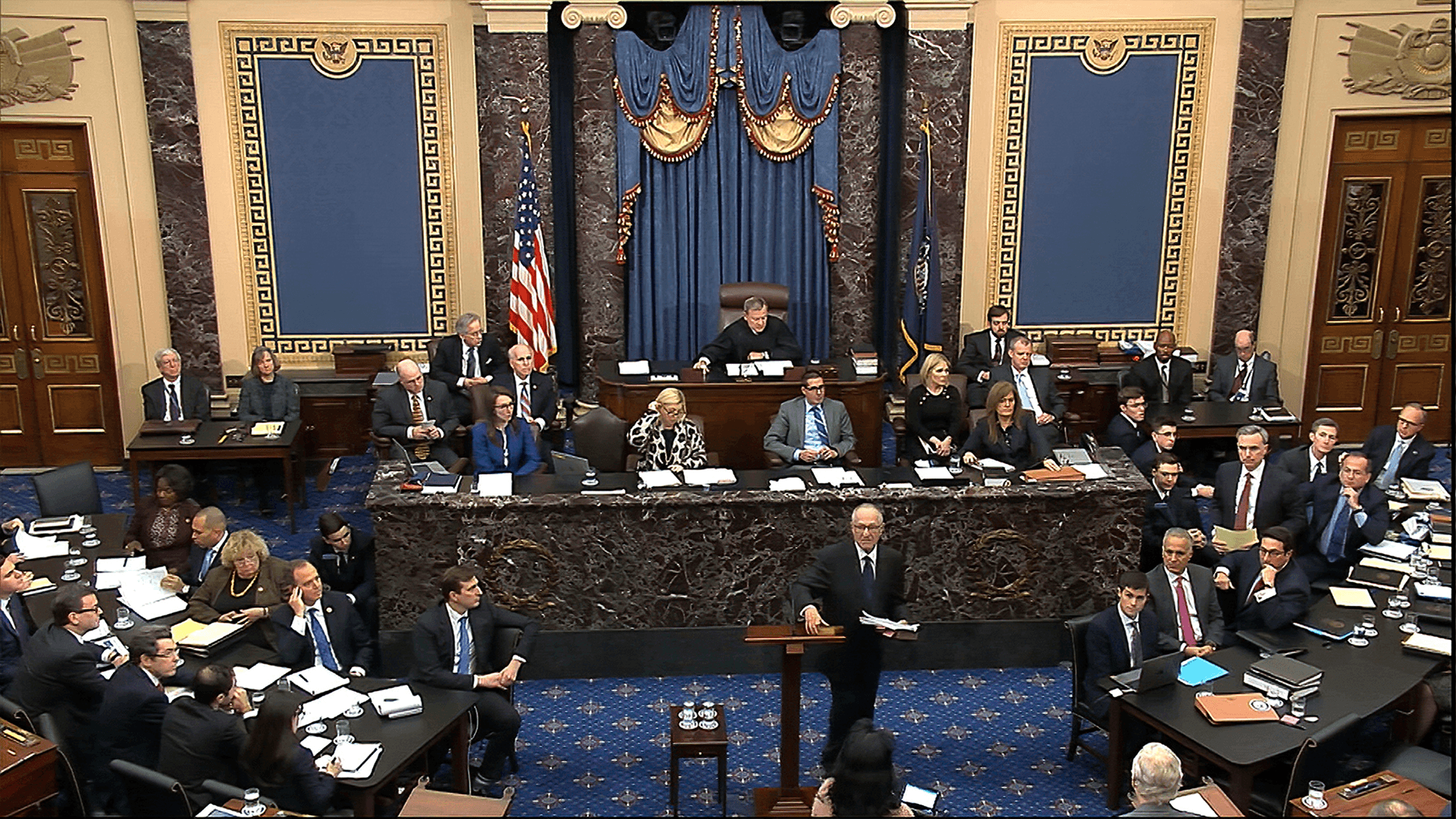 W.H. Defense attackBidens and the House's case for impeachment