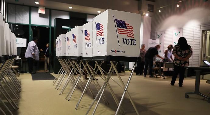 Cabines de vote   Getty Images