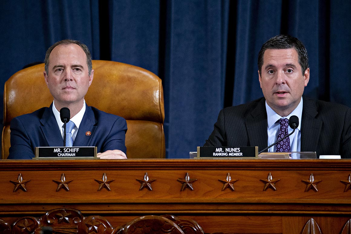 Republicans have been skipping House Intelligence meetings for months