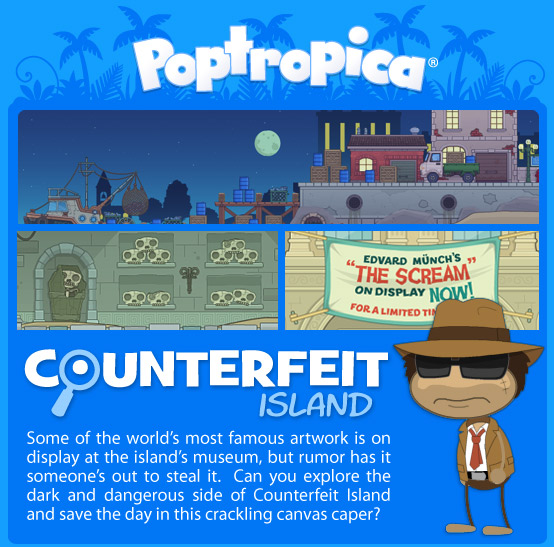Counterfeit Island