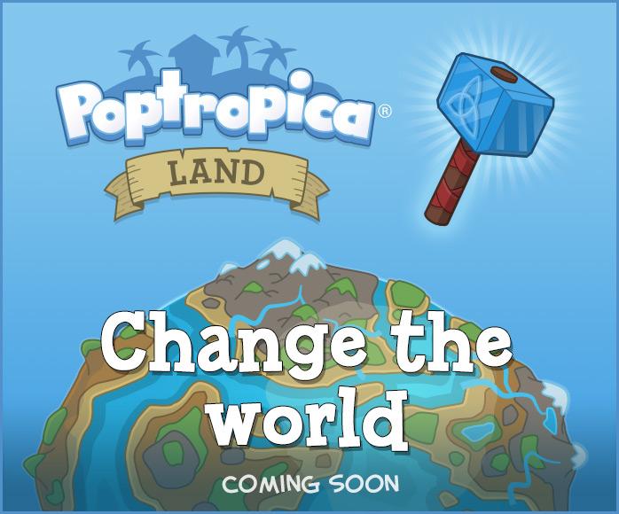 Poptropica Land