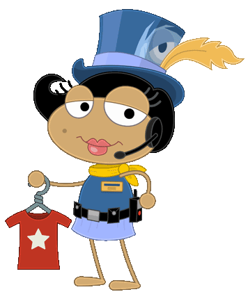 Poptropicon Avatar