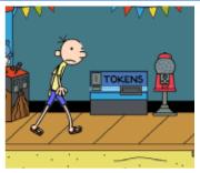 Wimpy Boardwalk Bonus Quest