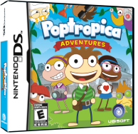 Poptropica Adventures Box art