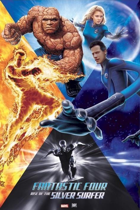 Poster Fantastic Four Rise