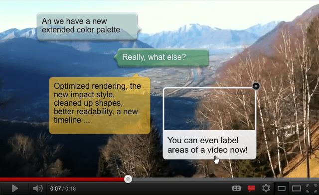 Youtube va supprimer son service d'annotations