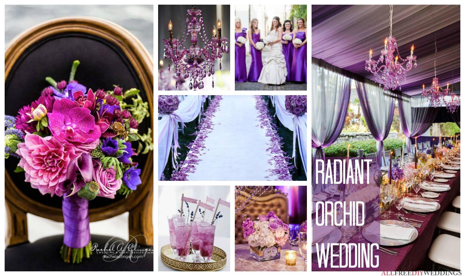 Wedding Color Schemes: 35+ Wedding Color Combinations And