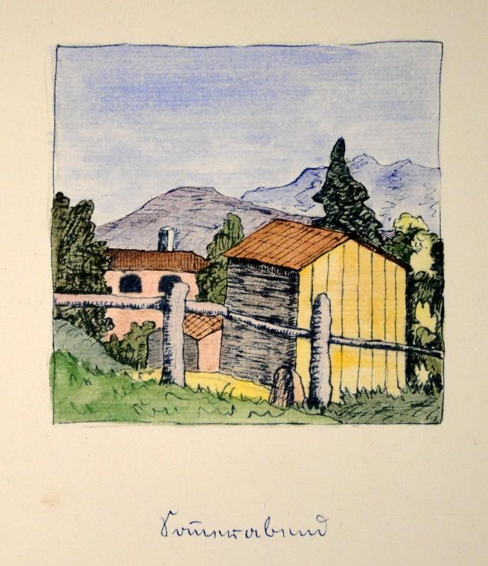 Vor 100 Jahren Schuf Hermann Hesse Sein Gartenparadies Am Bodensee