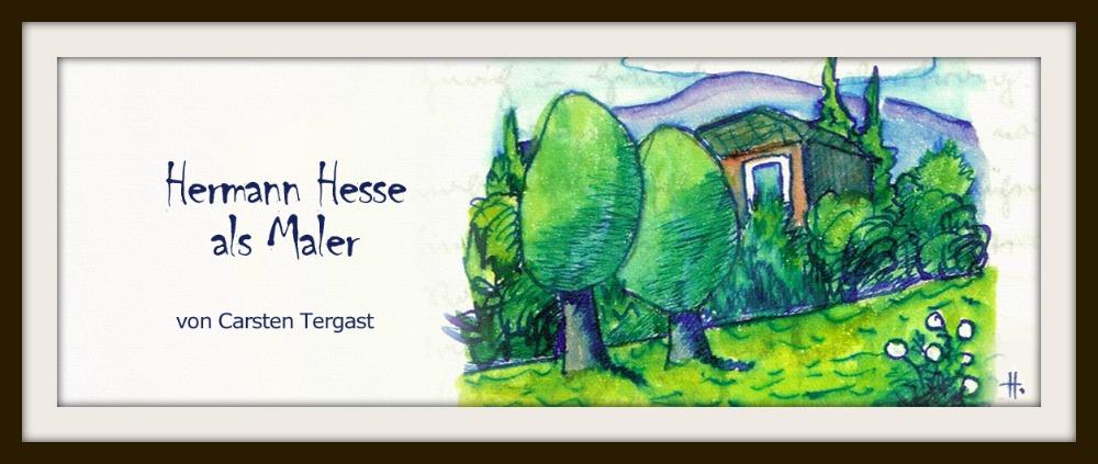 Hermann Hesse Hermann Hesse Als Maler Antiquariat Schaper