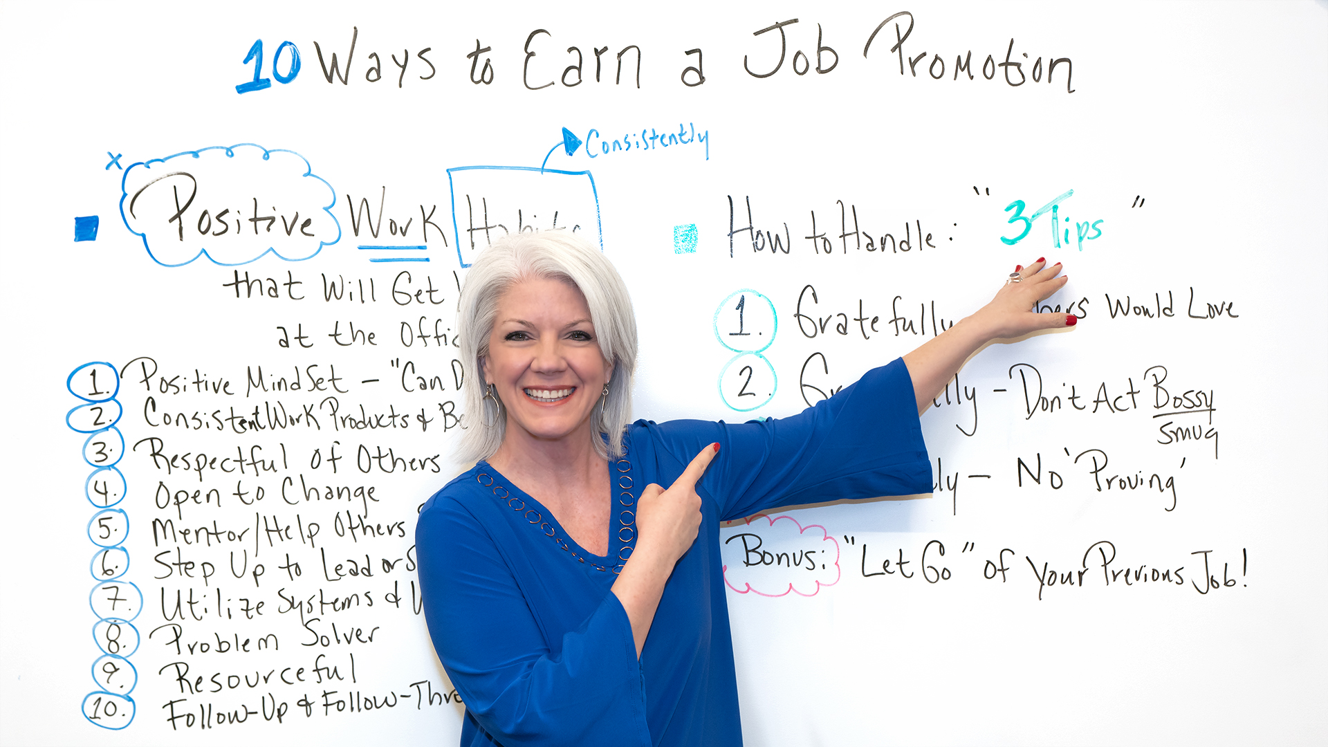 10 Ways To Earn A Job Promotion Projectmanager Com