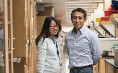 Wei-Chien Yuan and Fernando Camargo