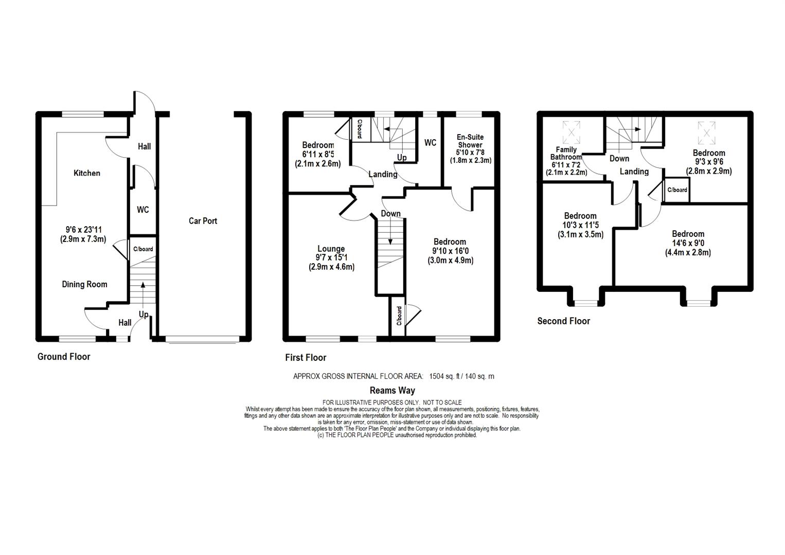 5 Bedroom Semi Detached House For Sale In Sittingbourne