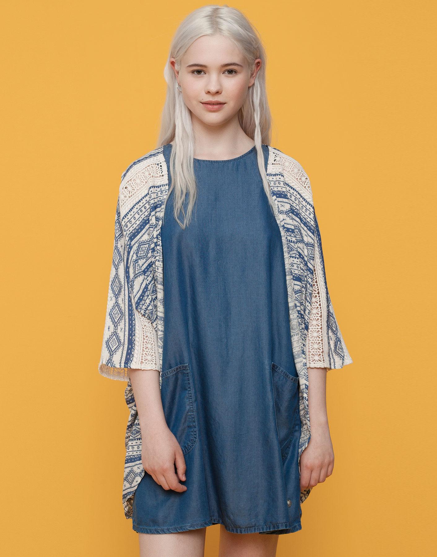 Kimono antes 25.99 euros ahora 9.99