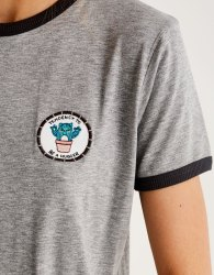Cactus Patch T-Shirt - Pull&Bear