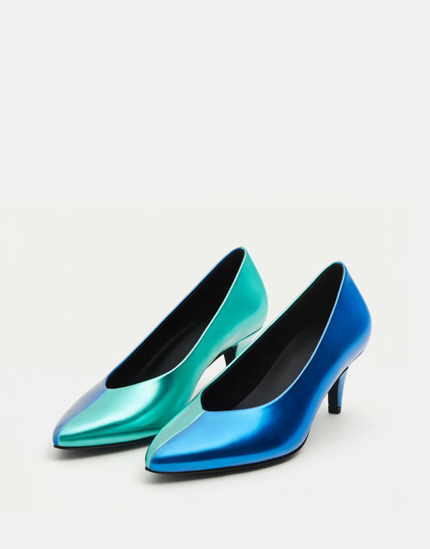 Zapatos Elegantes Tacon