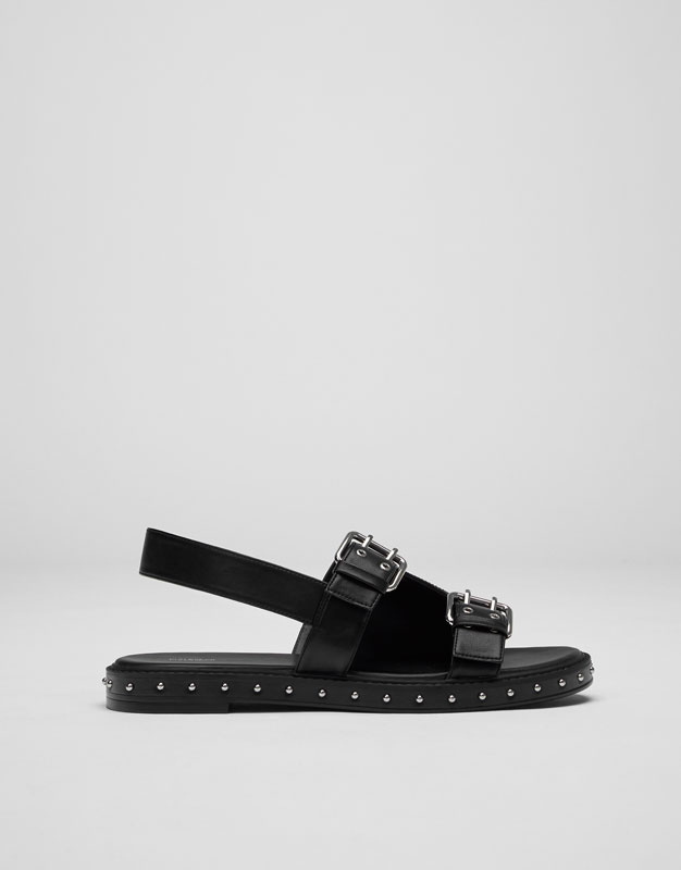 sandales pull&bear