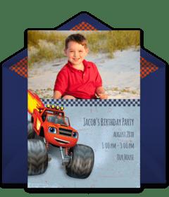 free blaze online invitations punchbowl