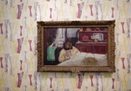 A beautiful work from 1925 by Pierre Bonnard over Marc Camille Chaimowicz's…