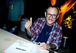 """Terry Richardson's """"Terrywood"""" book signing and party at The Standard Spa, Miami"""