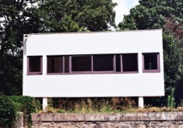 A visit to the Villa Savoye a modernist manifesto built by Le...