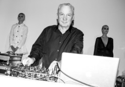 Italian record producer, songwriter, performer, and DJ Giorgio Moroderat the Ter et…