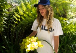 Orchids in bloom with Chelsea Schuchman at Villa Le Reve, Los Angeles….