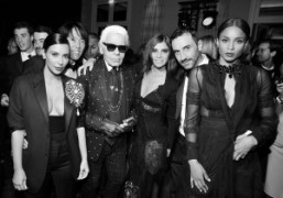 CR Fashion book issue 5 launch party at The Peninsula Hotel (Part...