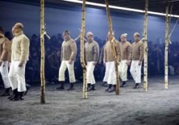Moncler Gamme Bleu Mens F/W 2015 Show, Milan