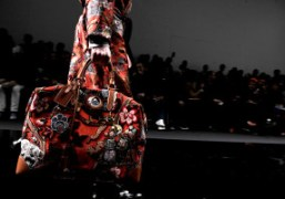 One look from the Louis Vuitton men's F/W 2013 show at the…