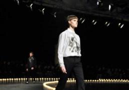 Givenchy men's F/W 2013 show Part II, Paris