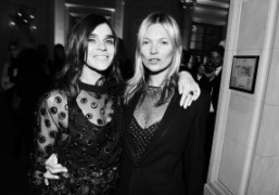 Carine Roitfeld's party in honor of the new CR Fashion Book #2...