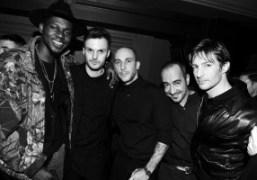 Dior Homme after show party at Club Haussmann, Paris